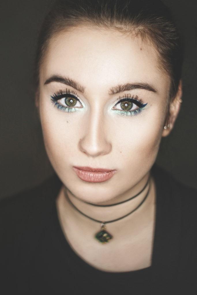 Makijaż na sesje zdjęciową