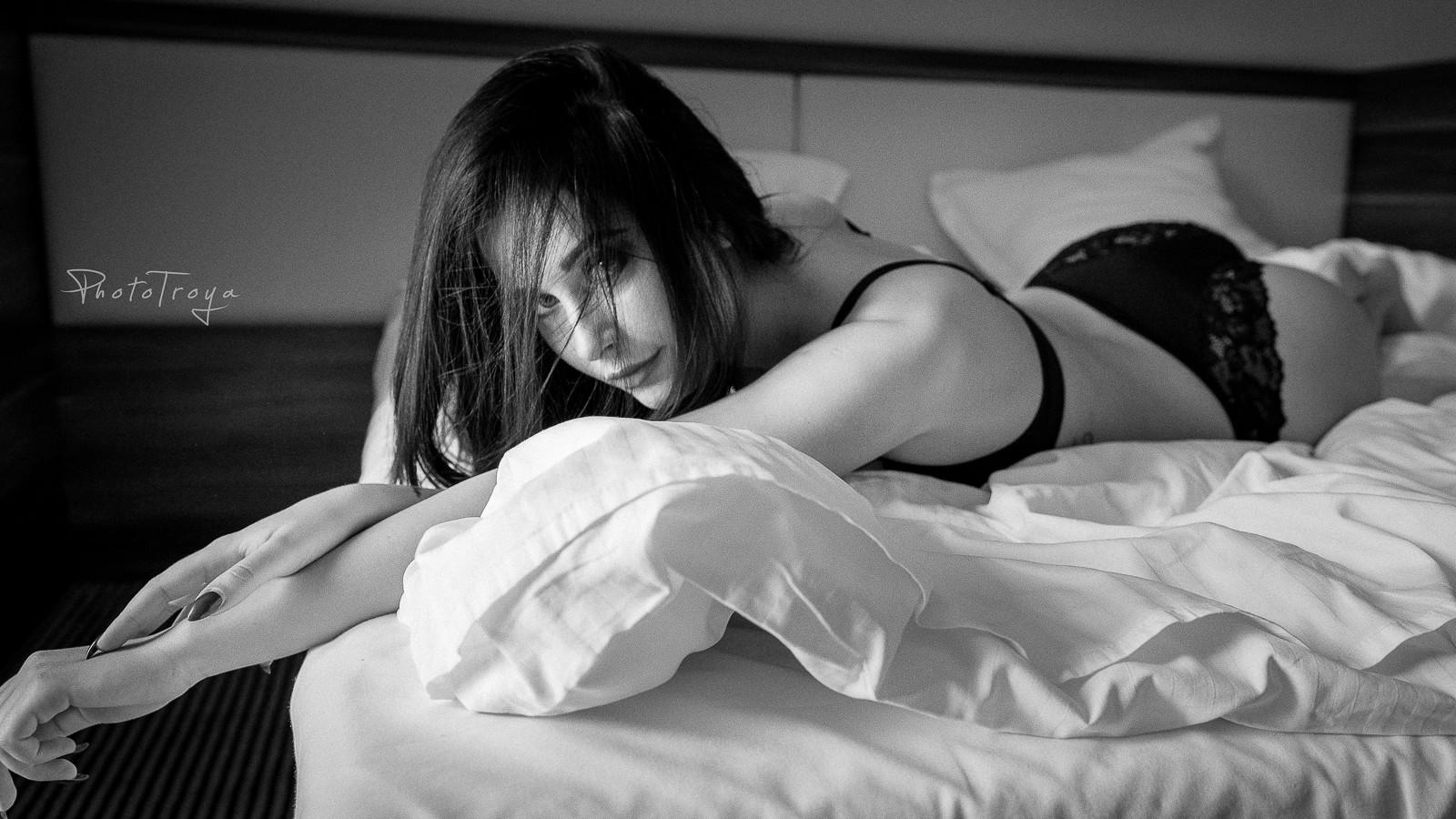 Sesja sensualna Viktorii Champel