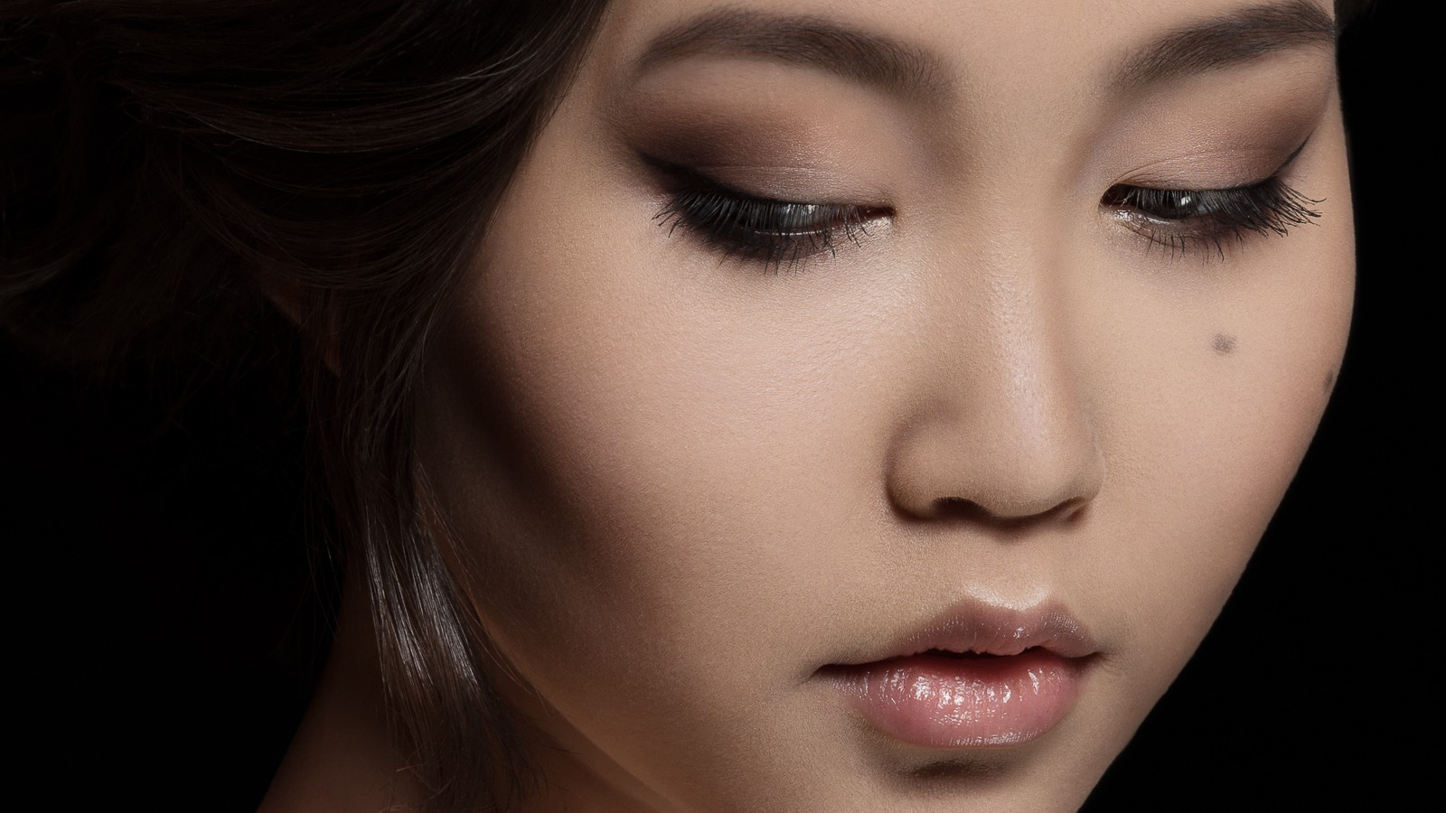 Anuka Ganchimeg – sesja beauty