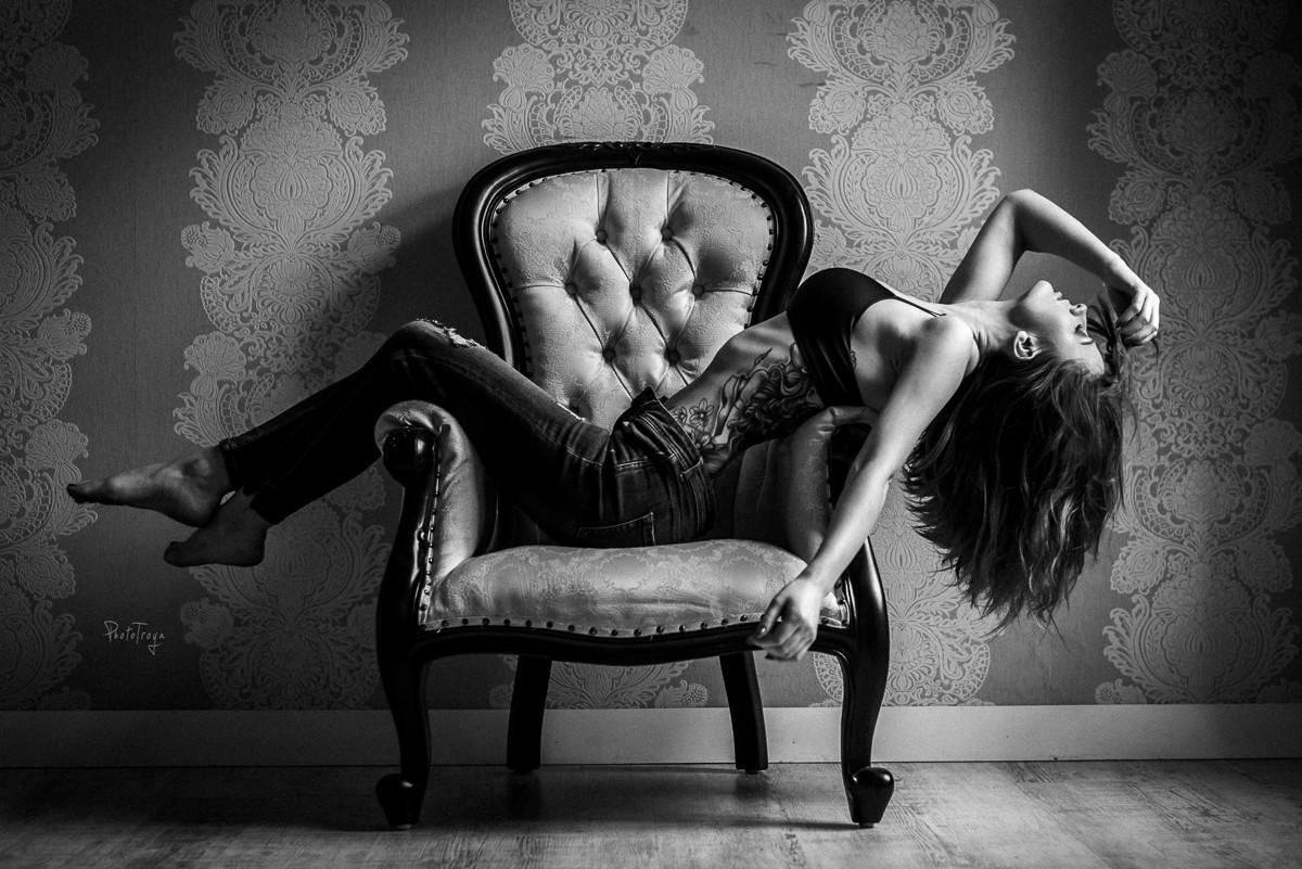 Justyna Gagat - sesja sensualna
