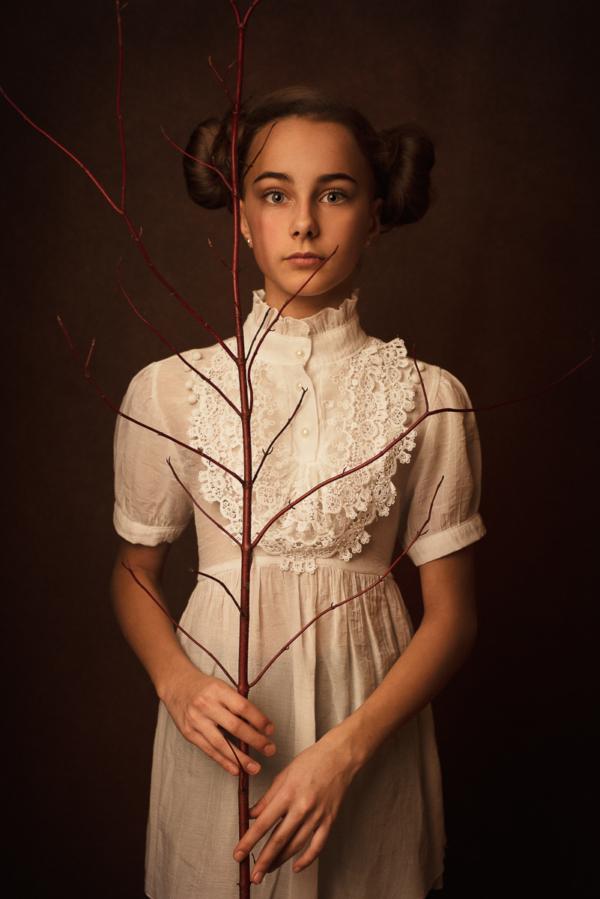 portret malarski sesja fine-art kurs warsztaty online