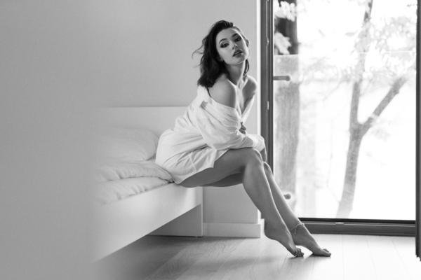 sesje bieliźniane sensualne kobiece kraków